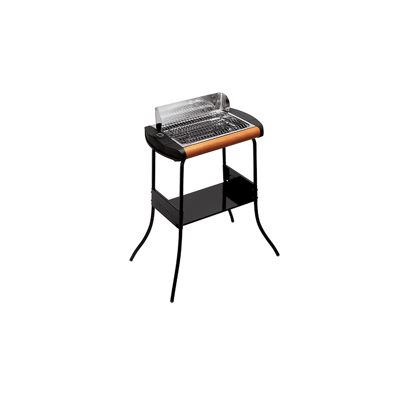 barbecue grill concept avec pieds lagrange. Black Bedroom Furniture Sets. Home Design Ideas