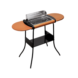 Barbecue Grill Concept Deluxe