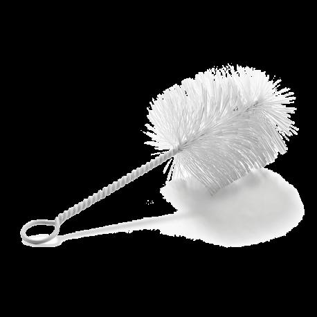 Goupillon de nettoyage pour yaourts à boire - fr
