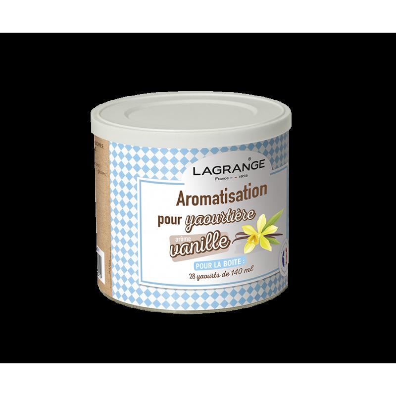 LAGRANGE Aromatisation Vanille pour yaourts 380310-500 g