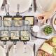 Raclette 2 Transparente