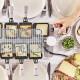 Raclette 8 Transparence - fr