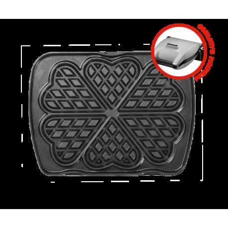 Premium Gaufres® Waffle Maker - heart-shaped waffles