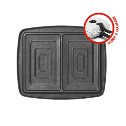 Non-stick coating plates for Grilled sandwiches - Super 2 Gaufres
