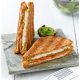 Non-stick coating plates for Grilled sandwiches - Super 2 Gaufres - en