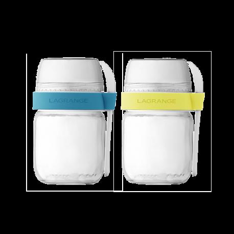 Pots de yaourts à emporter - fr