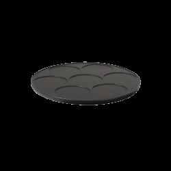 Plaque 7 mini-crêpes - fr