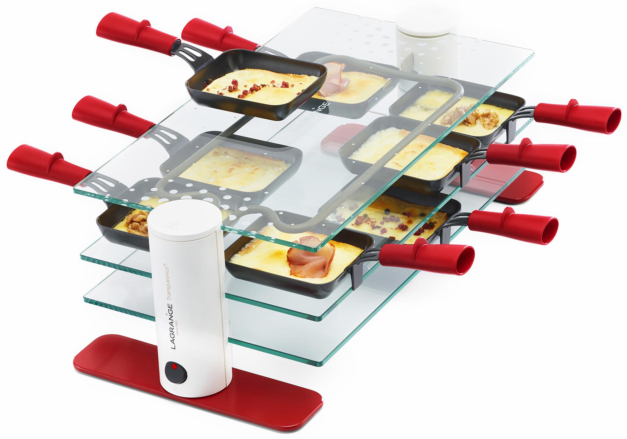 Raclette Transparence Boulanger