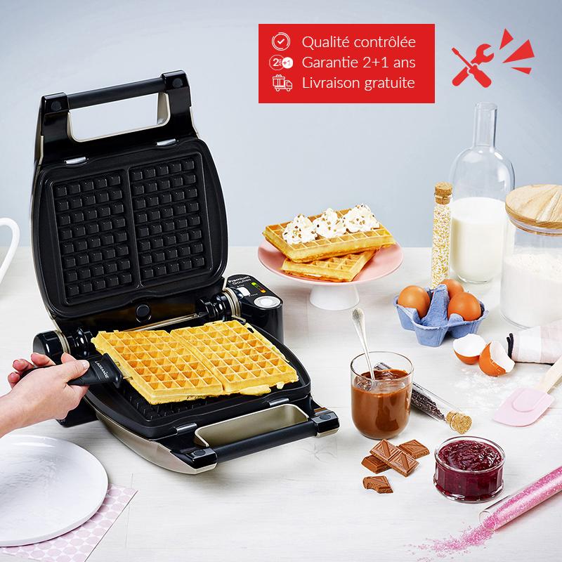 Premium Gaufres® Waffle Maker - en