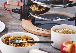 La Raclette aux pommes - en