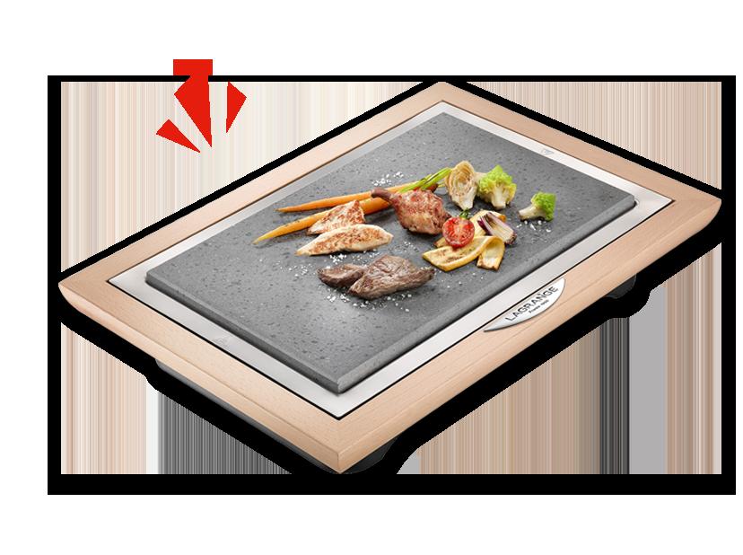 Grill' Pierre Hot Stone Deluxe - en