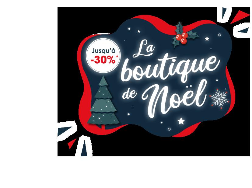 La Boutique de Noël - fr