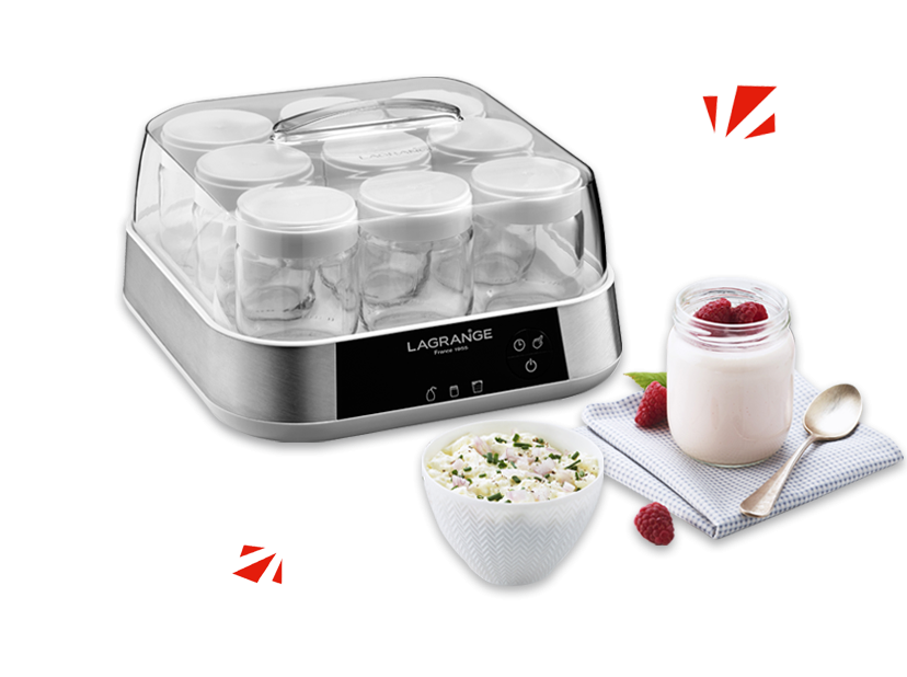 Yogurt-cheese Maker - en