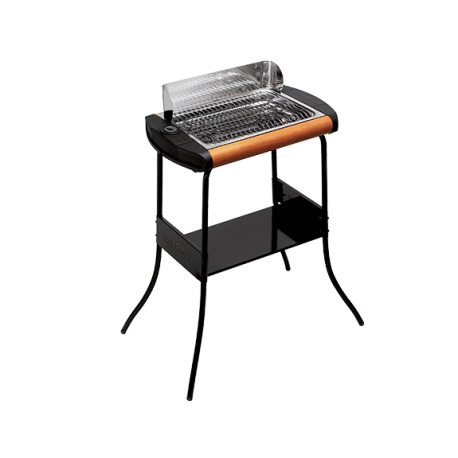 Barbecue Grill Concept avec pieds - en