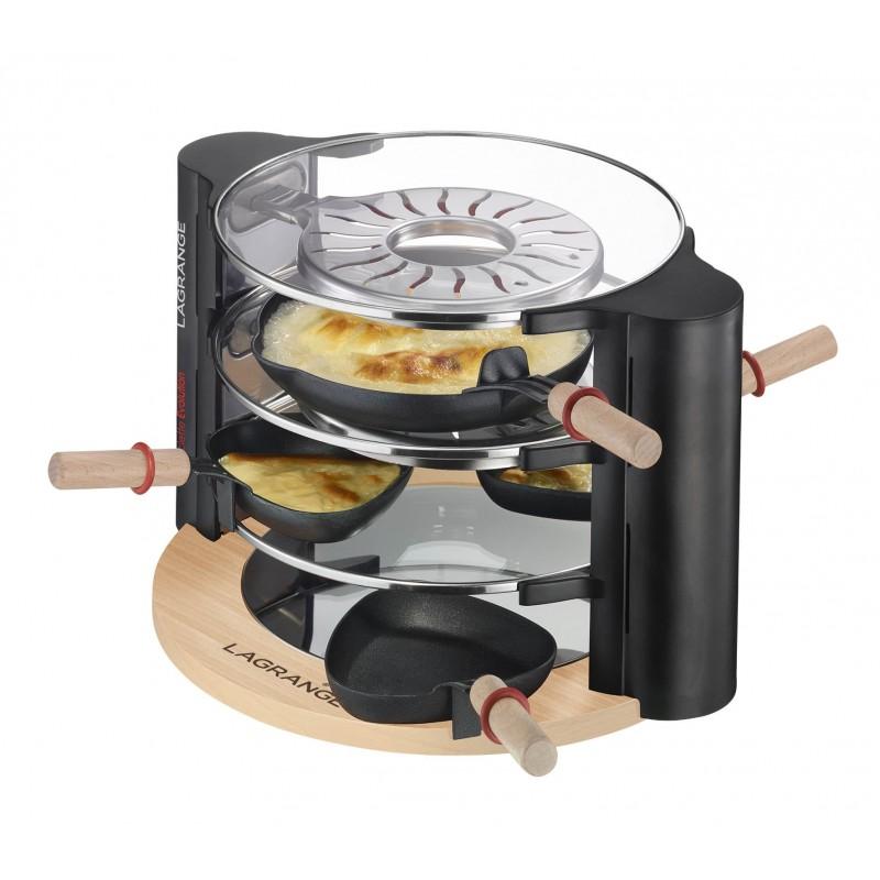 raclette evolution lagrange. Black Bedroom Furniture Sets. Home Design Ideas