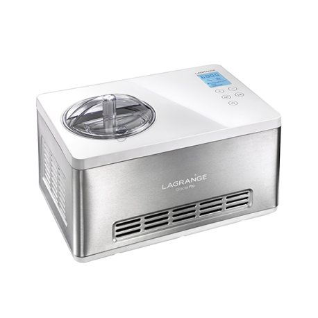 Glaces Pro Compressor Ice Cream Maker
