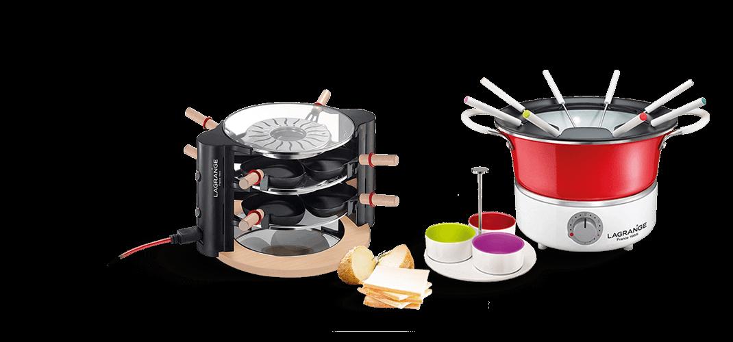 Raclette & Fondue sets - en